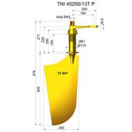 Timone nibral TNI45200-13T P